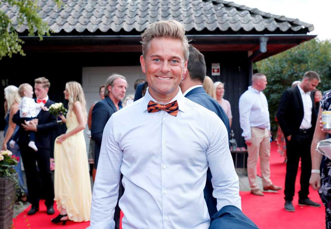Niclas Wahlgren.
