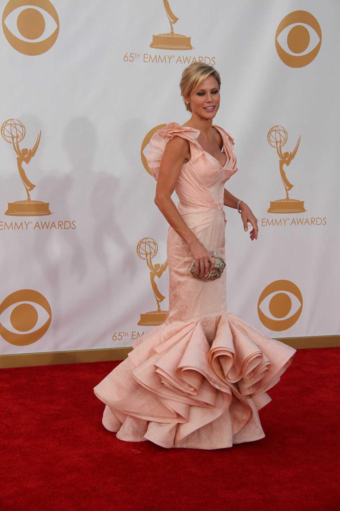 """Julie Bowen """"Modern family""""-mamman Julie Bowen valde en Zac Posen extra allt – snyggt!"""