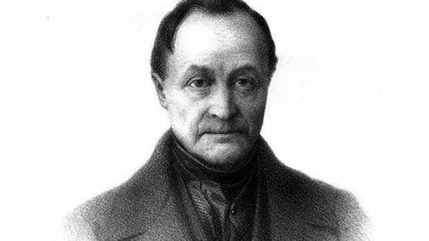 Filosofen Auguste Comte (1798–1857) anses vara grundare av positivismen.