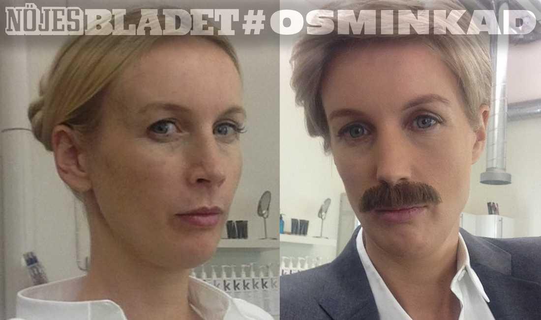 Jenny Strömstedt, TV4.