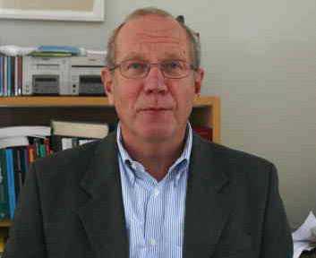 Lars Gustafsson, vd för skivbolagens branschorganisation Ifpi.