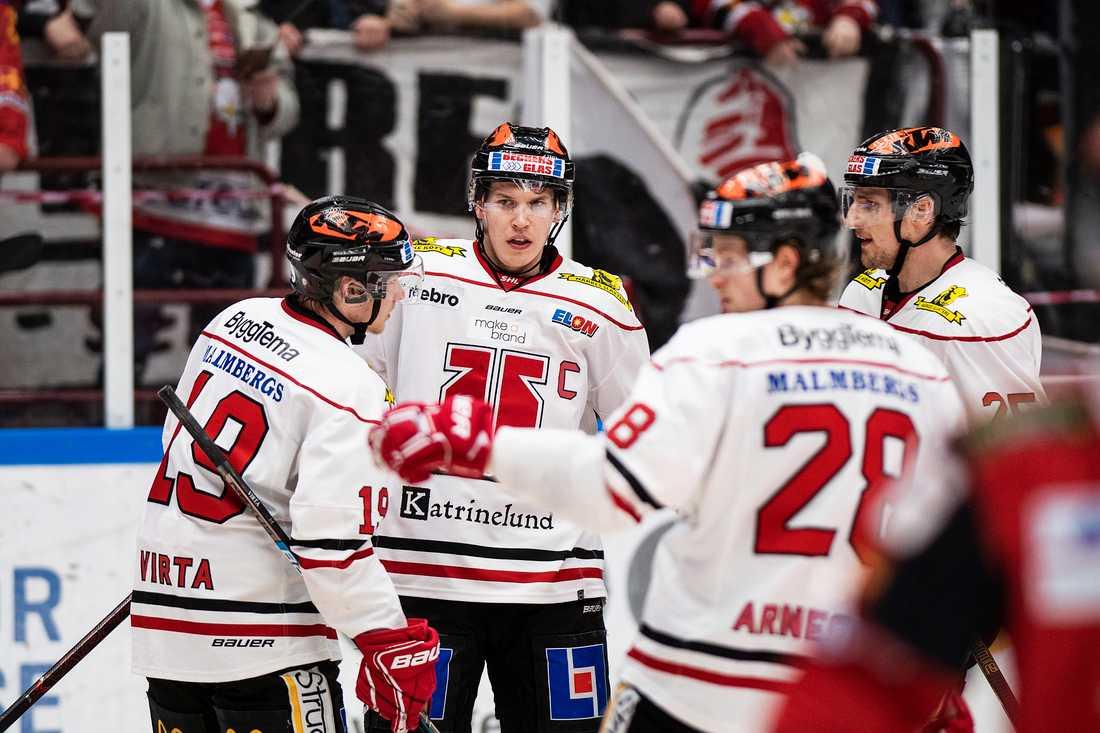 Förloraren Örebro blev vinnare