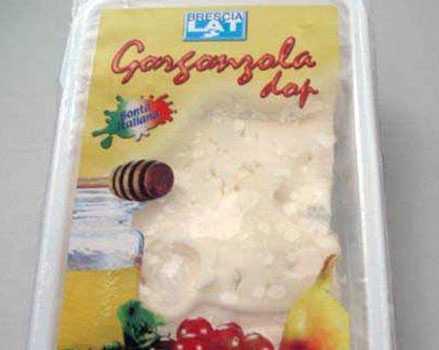 Dödsost Den här gorgonzolaosten innehåller stora mängder med potentiellt dödliga bakterier.