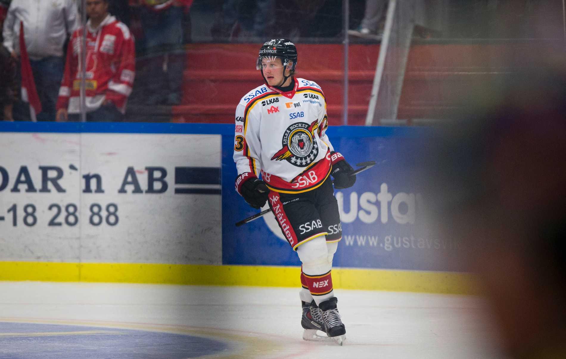 Lucas Wallmark