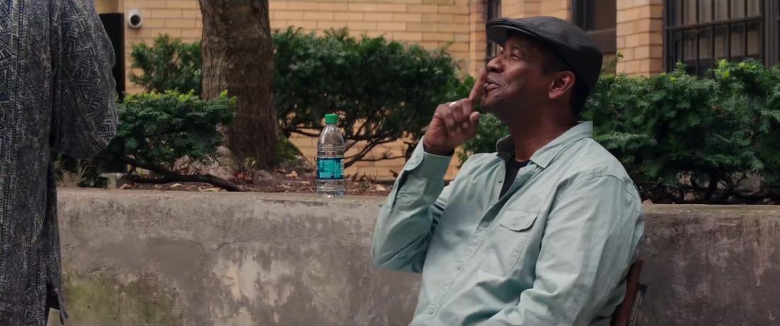 Denzel Washington spelar Robert McCall.