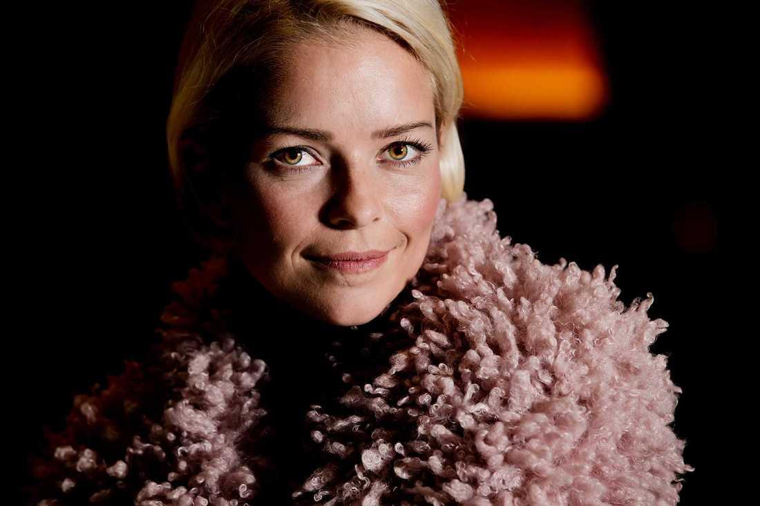 Petra Marklund.