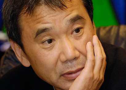 Näpp! Japanske Haruki Murakami är mest oönskad bland favoriterna. Foto: AP