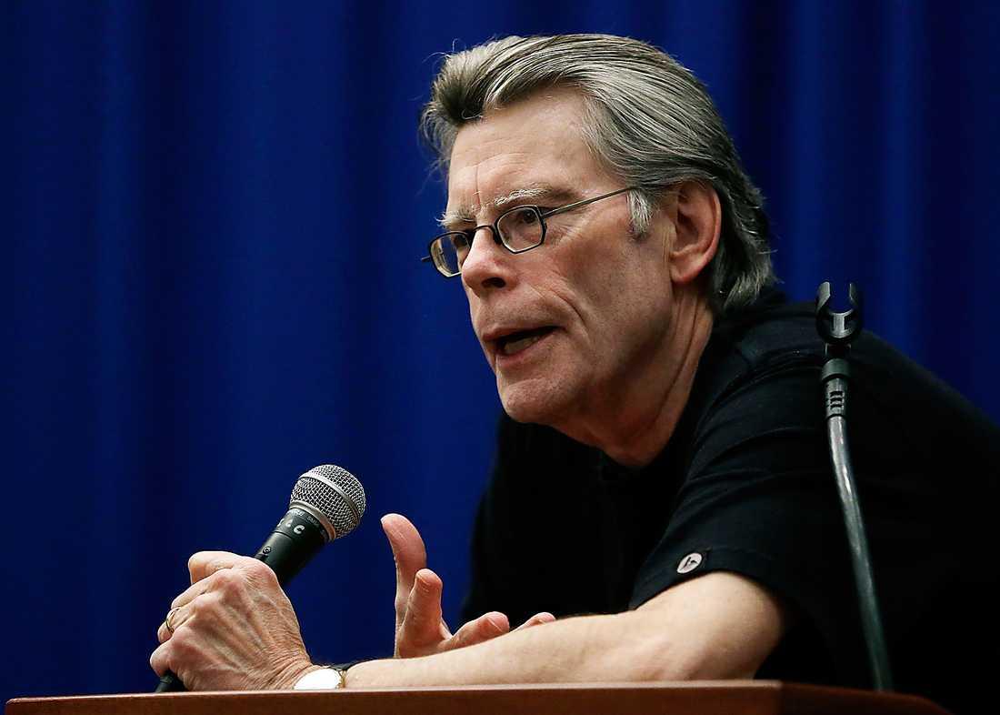 Stephen King. Foto: AP