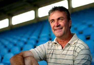 säker Ralf Edström var med 1972 när Malta krossades med 7-0, han tror inte det blir några bekymmer nu.