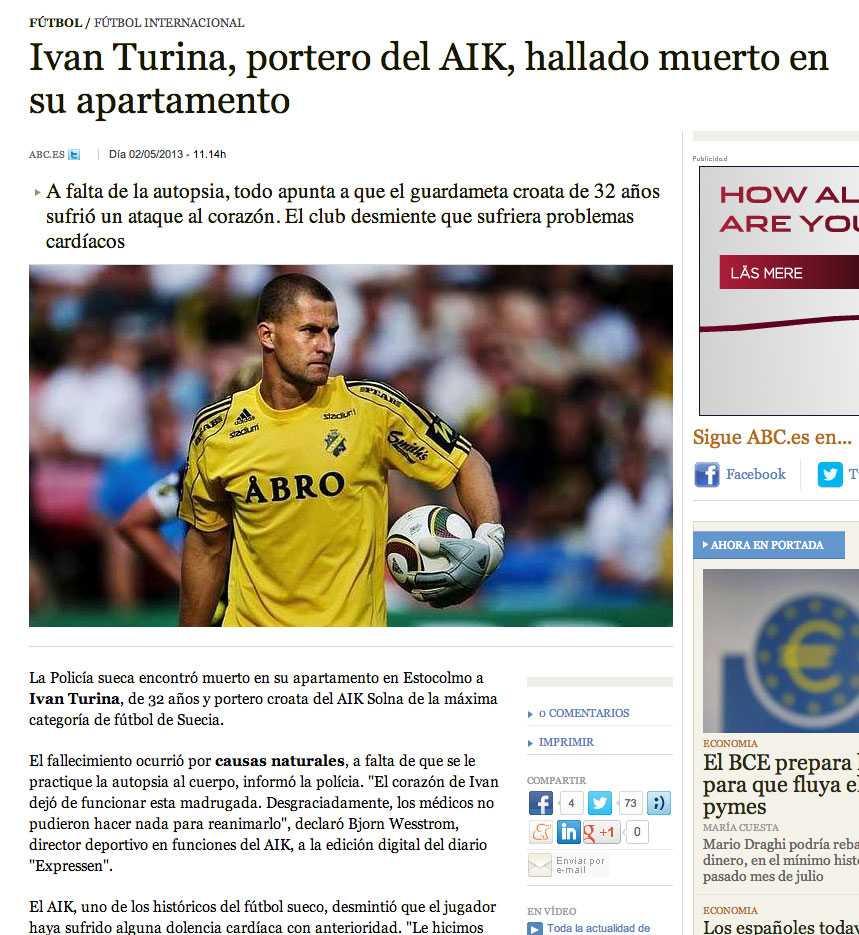 Spanska ABC.