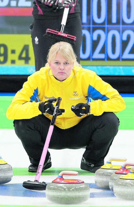 Anette Norberg urstark på finalspel | aftonbladet