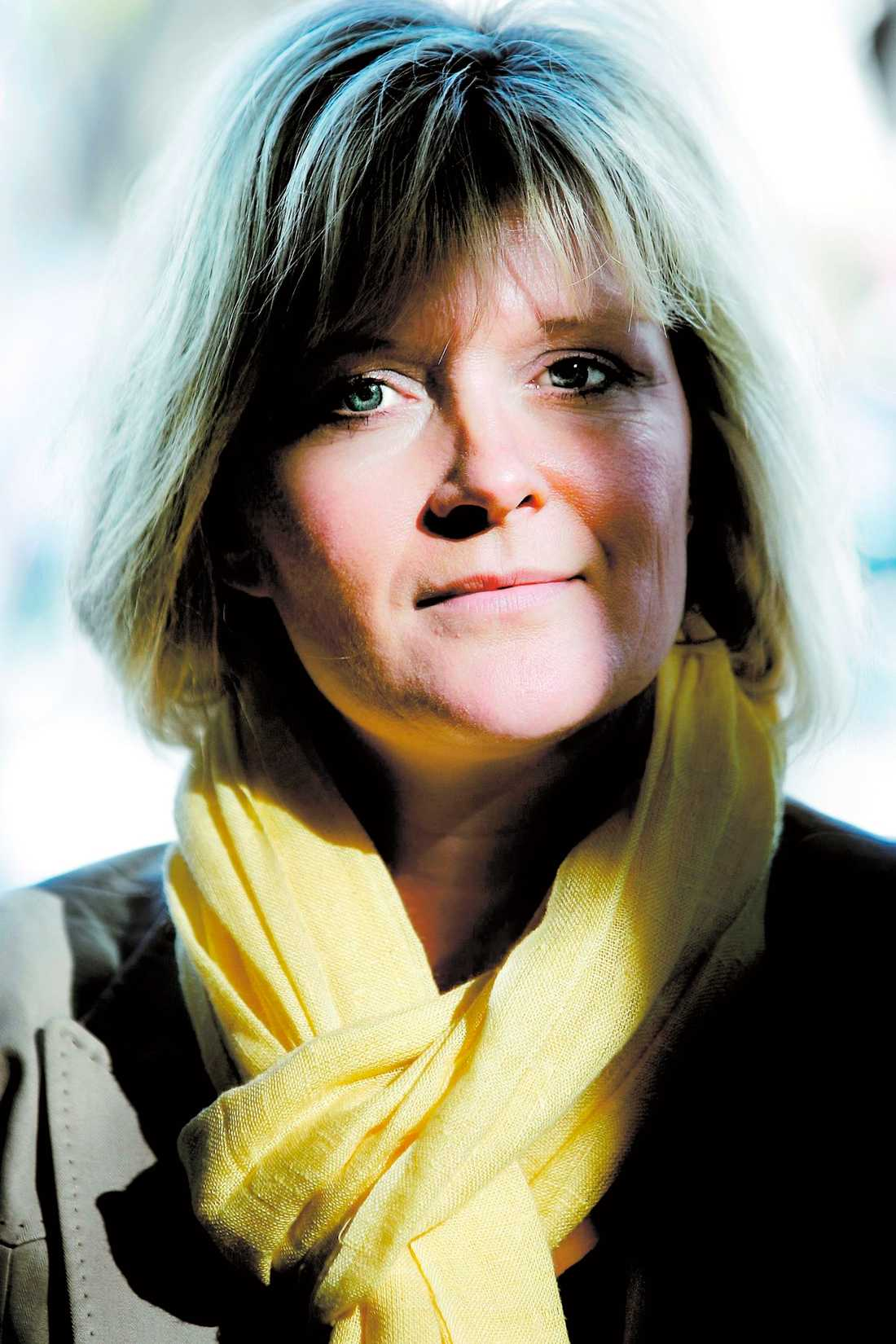 Påverkades starkt Ulrica Messing berättar att politiken inte var lika rolig, inte lika lustfylld efter mordet på Anna Lindh.