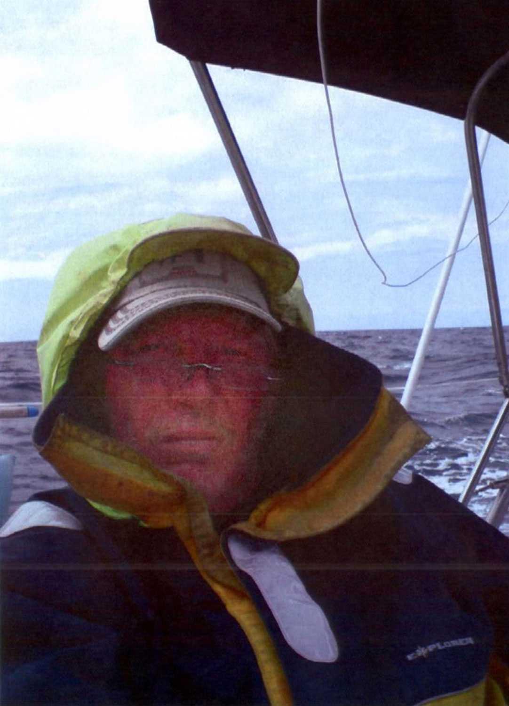 Ensamseglaren Mauritz Andersson
