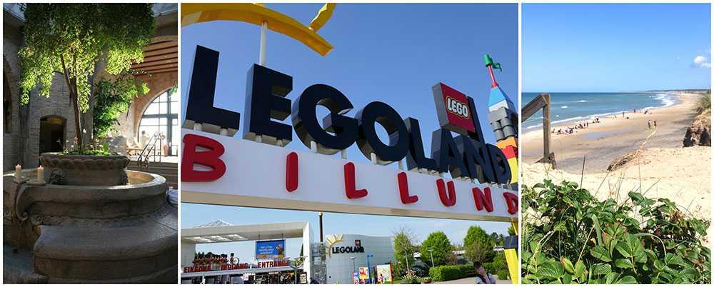Flygvärdinnan Lina tipsar bland annat om Leogoland, Skallerup Seaside Resort och Lalandia.