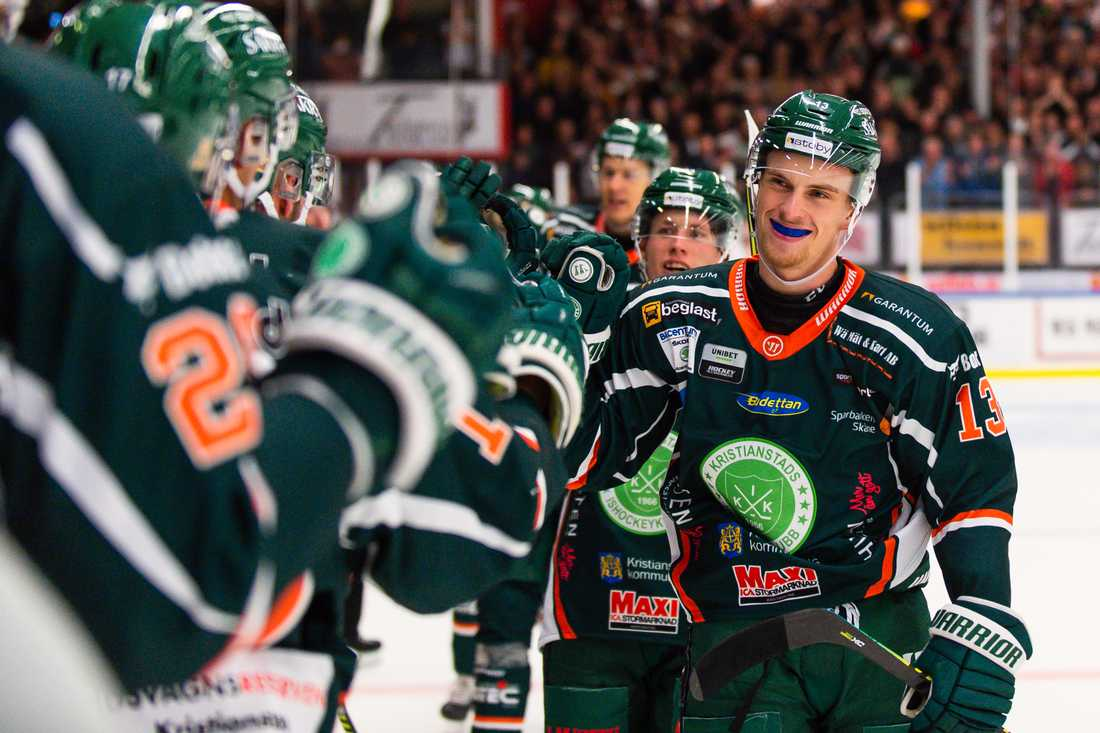 Gustav Willman Borvik avgjorde när han satte den 22:a straffen.