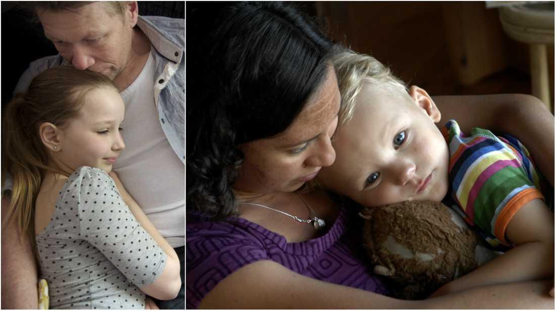 Undersökning visar vad som oroar de svenska föräldrarna mest.