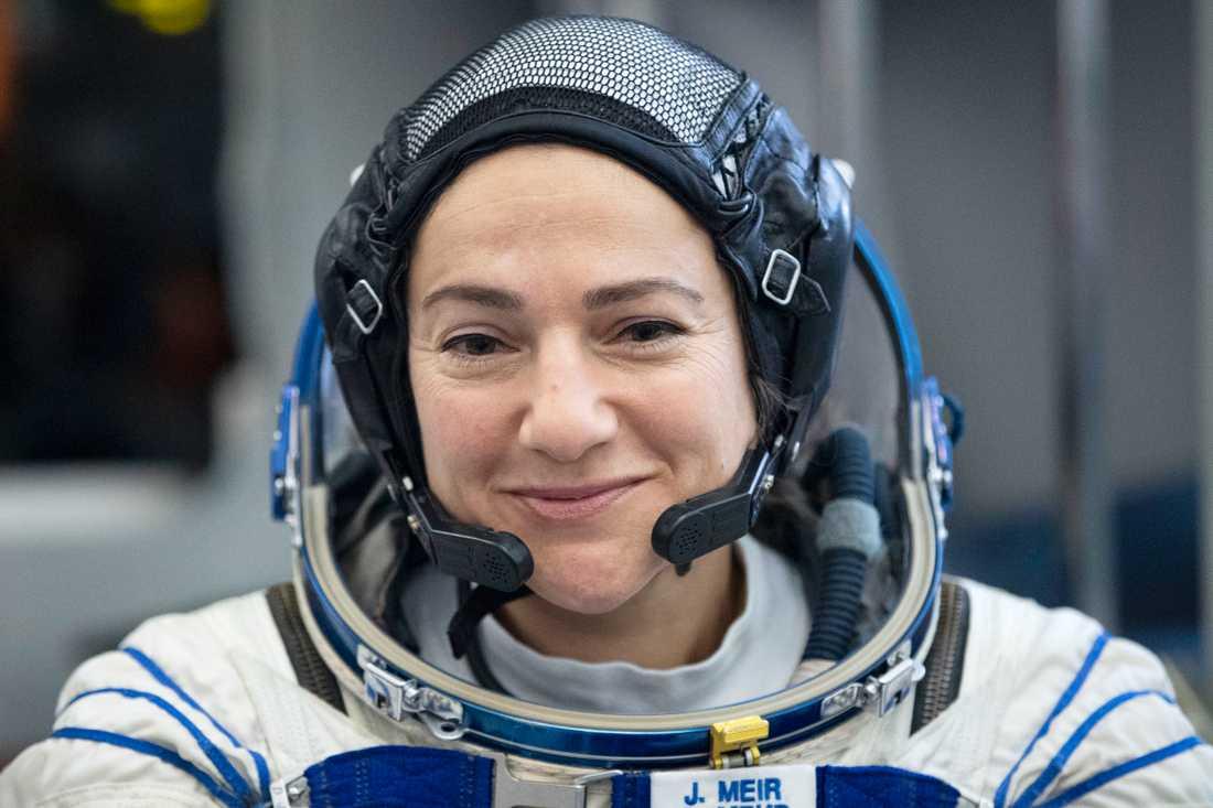Svensk-amerikanska Jessica Meirs första rymdfärd är planerad till slutet av september. Hon kommer att vara på rymdstationen ISS i ungefär sex månader.