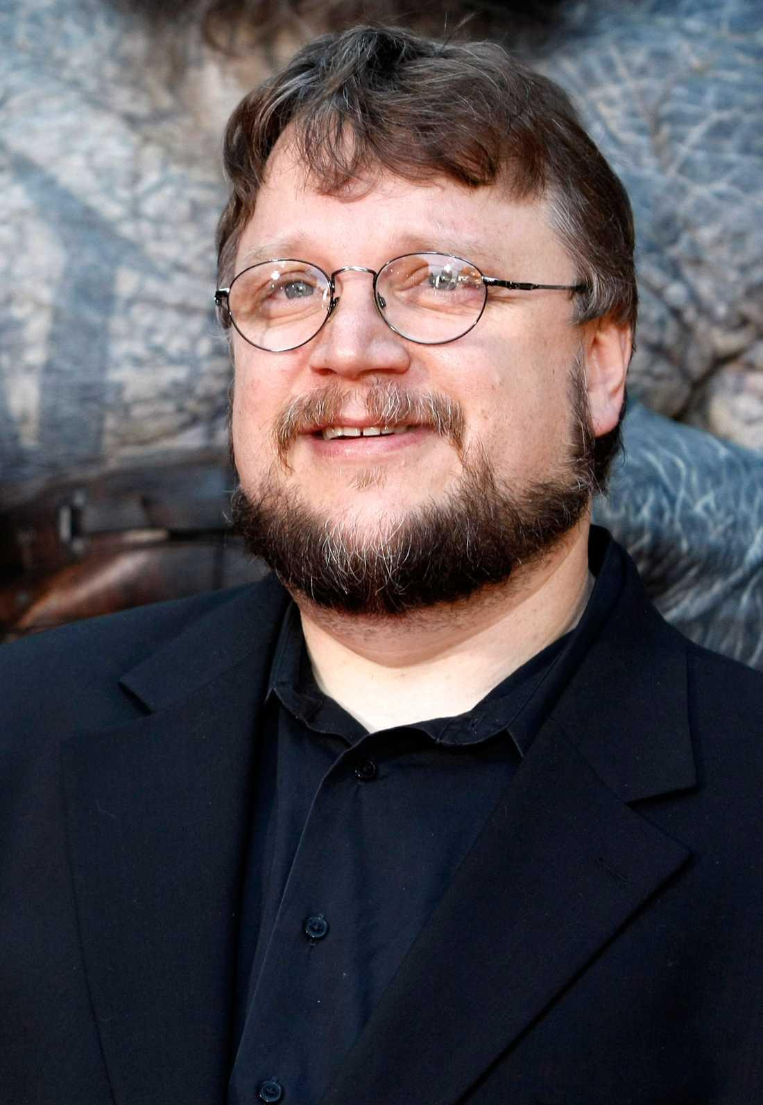 Filmregissören Guillermo del Toro.