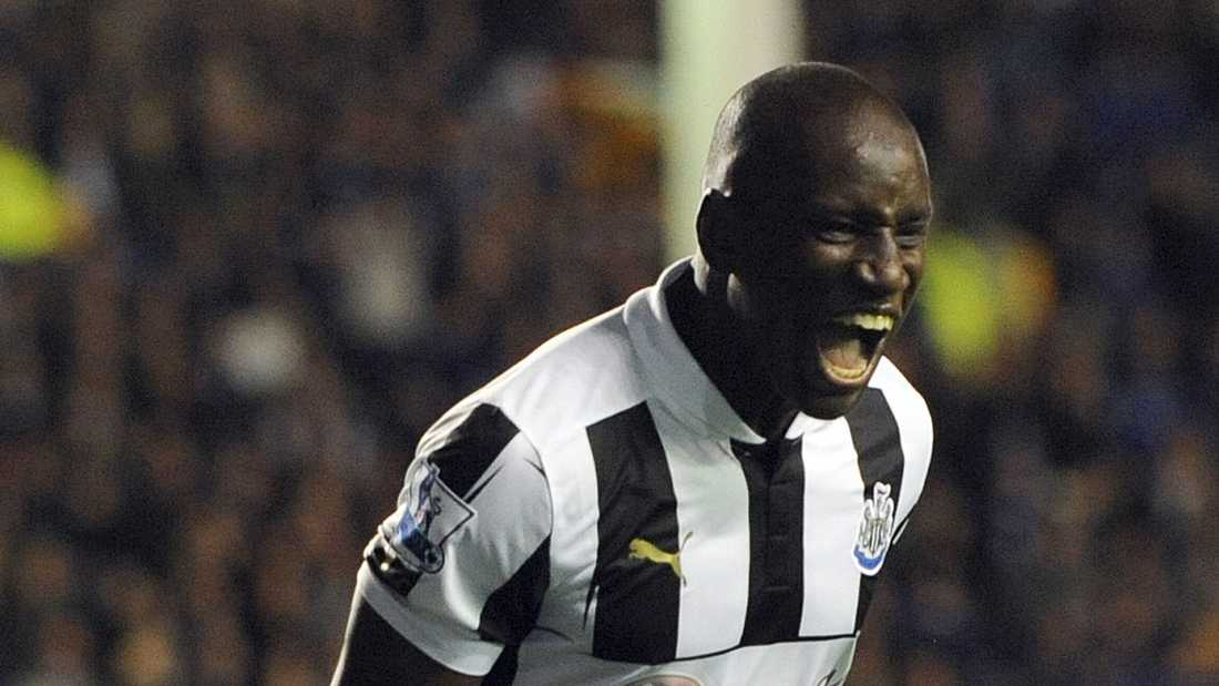 Demba Ba, Newcastle.