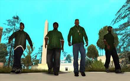 """""""GTA: San Andreas"""" är ett av de mest älskade spelen i serien – men nya hd-versionen sågas hårt."""
