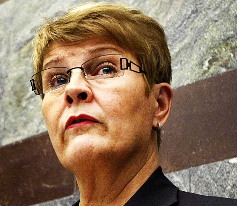 Maud Olofsson (C).