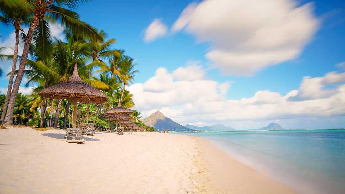 Mauritius, arkivbild.