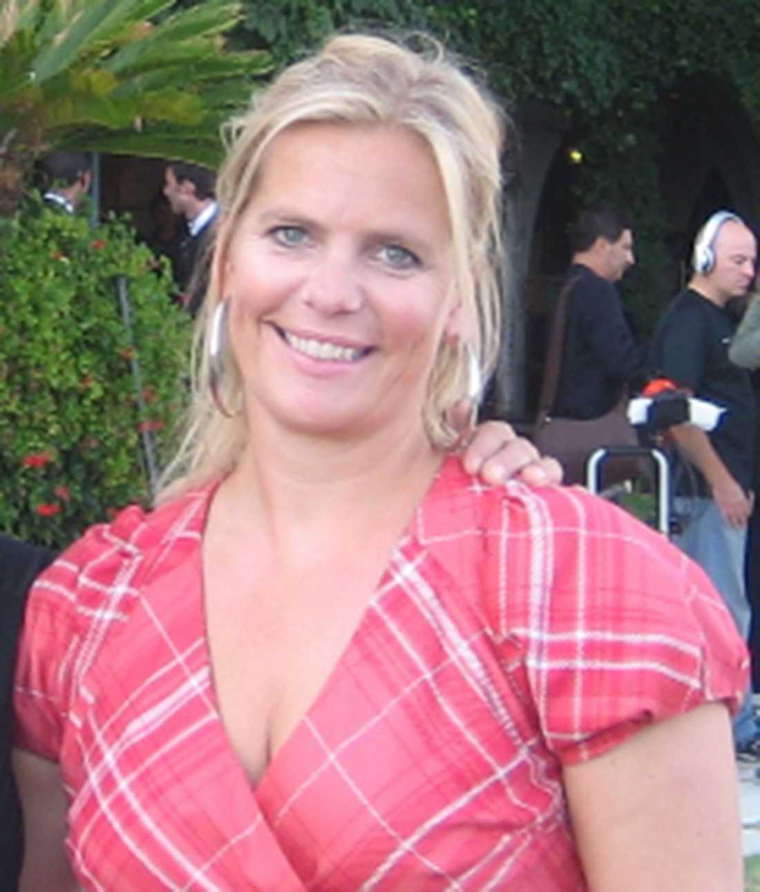 Helena Danielsson.
