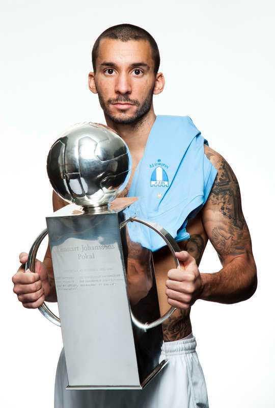 Redan säsongen 2010 vann Guillermo Molins sitt första SM-guld.