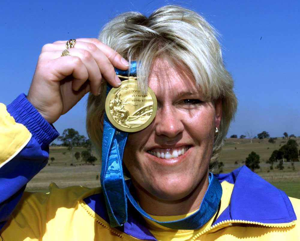 Pia Hansen vann OS-guld för 12 år sedan.