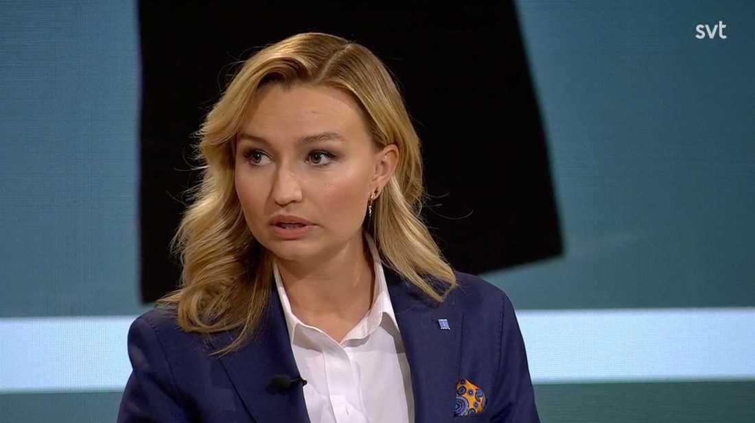 Ebba Busch.