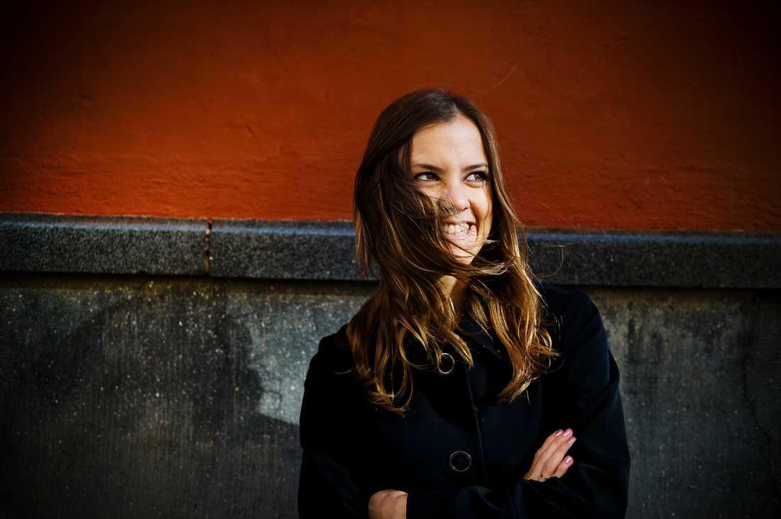 Katarina Gospic är hjärnforskare, författare och föreläsare. Arkivbild.