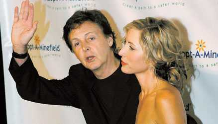 Skilda vägar Paul McCartney och Heather Mills skiljer sig. En händelse som gör Aftonbladets Fredrik Virtanen personligt låg.