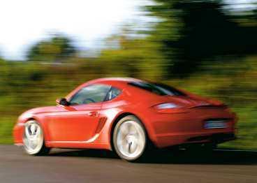 Cayman ger oss en ny Porsche-känsla som är lätt att imponeras av.