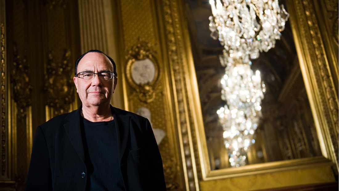 Sven-David Sandström blev 76 år.