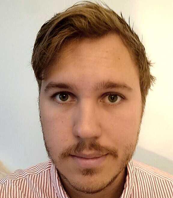 Anders Davidsson från KDU.