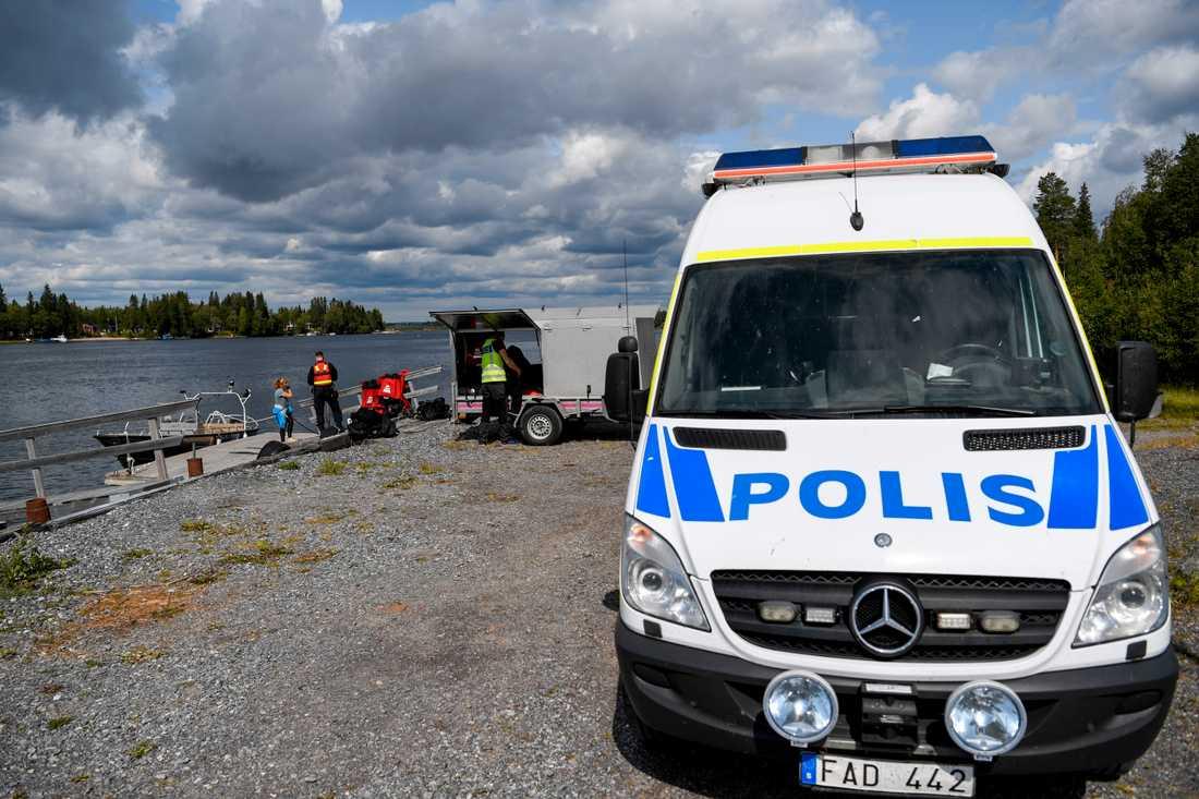Arbetet fortsätter efter flygolyckan i Umeå.