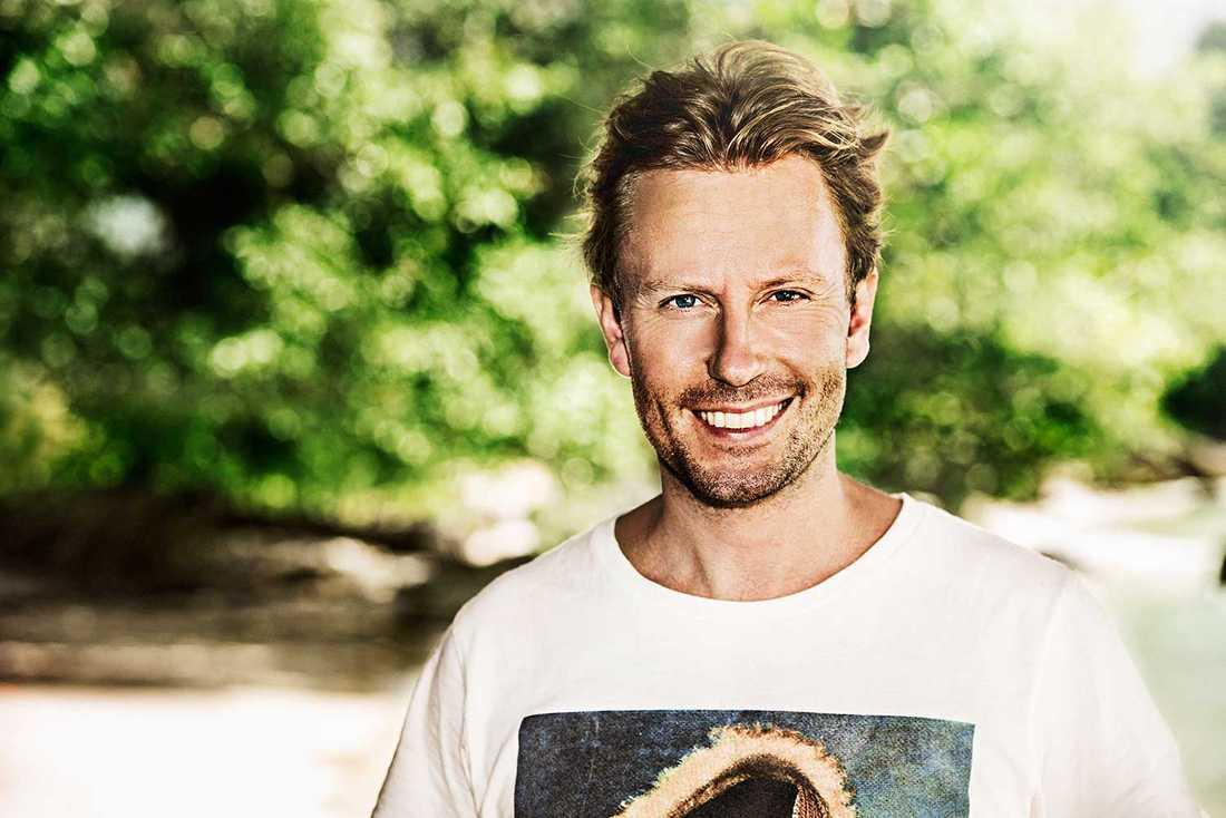David Stenroth, 34 år, Stockholm. Utbildad mäklare.