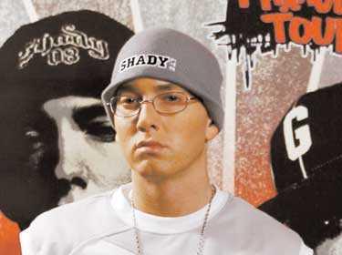 spelar på Ullevi Eminem gör en spelning i Sverige under sin Europaturné i höst. Den 3 september intar han Ullevi.