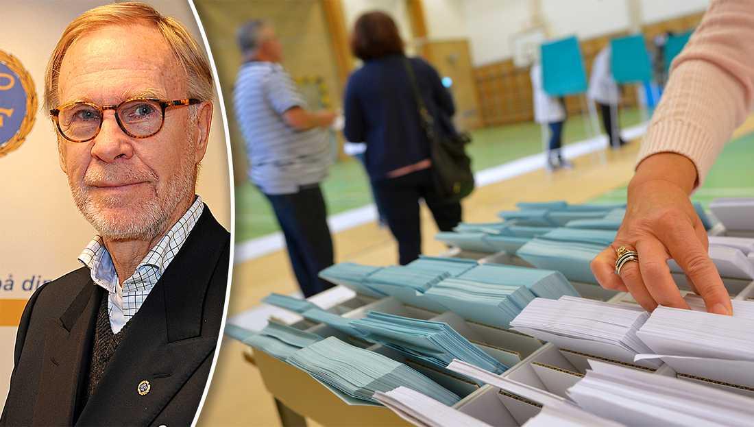 Men i Sverige anses pensionärerna ha gjort sitt. De bör därför lämna plats åt yngre. Få tycks ha förstått att det inte är åldrandet som är problemet utan vår förlegade syn på åldrandet. Den politiska ålderismen är ett faktum, skriver debattören.