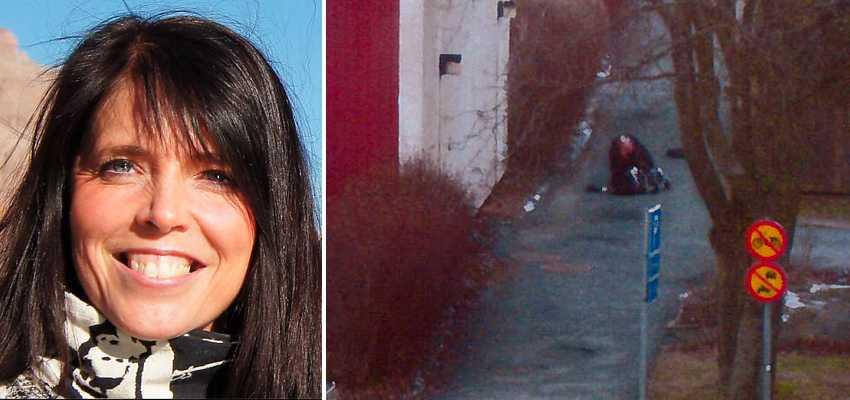 Susanne Hasselsjö hittades ihjälskjuten på en parkering. Hennes ex-sambo åtalades idag för dådet.