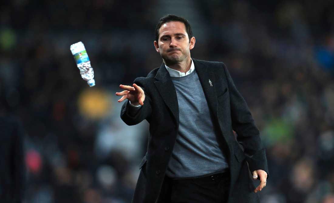 Derbytränaren Lampard