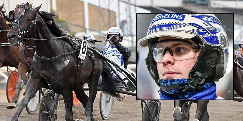 Magnus A Djuse kvalade in Aetos Kronos till Derbyfinal.