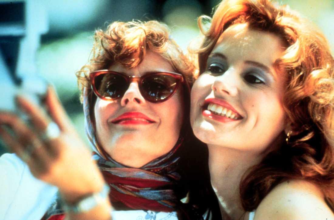Thelma & Louise från 1991 är en feministisk milstolpe