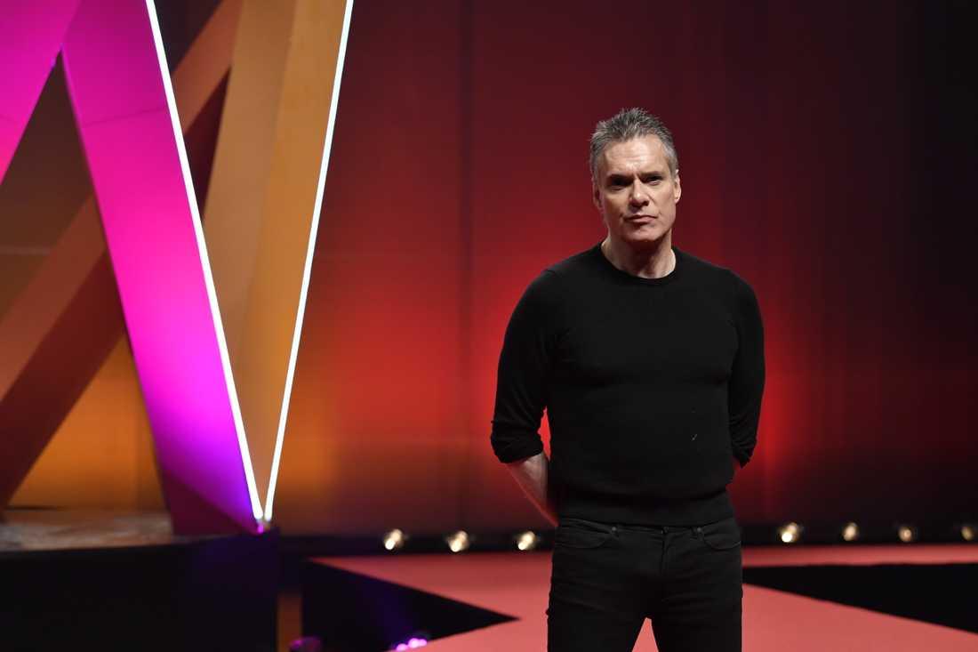 Thorsten Flinck skulle ha medverkat i Melodifestivalens andra deltävling i Göteborg, men han diskvalificeras på grund av att han befinner sig i en rättsprocess. Arkivbild.