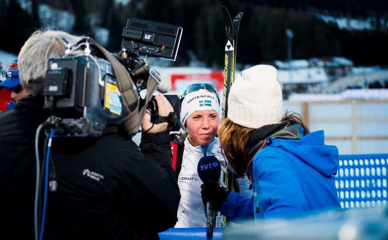 Inga intervjuer I teorin är det inget som hindrar SVT från att intervjua idrottarna. Men det får bara ske utanför OS-byn och arenorna – och där kommer de aktiva inte att befinna sig.