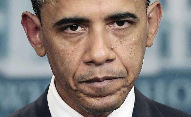 INGET GEHÖR  USA:s president Barack Obama har fått kompromissa med sina demokratiska principer. Gårdagens budgetavtal ser inte ut att innehålla någon skattehöjning.