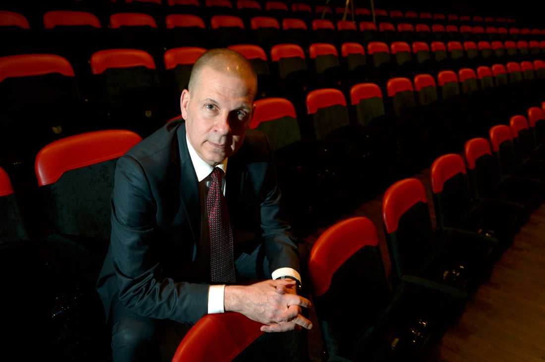 Benny Fredriksson.