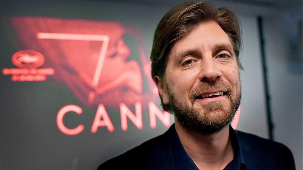 """Bästa film –Ruben Östlunds """"The square""""."""