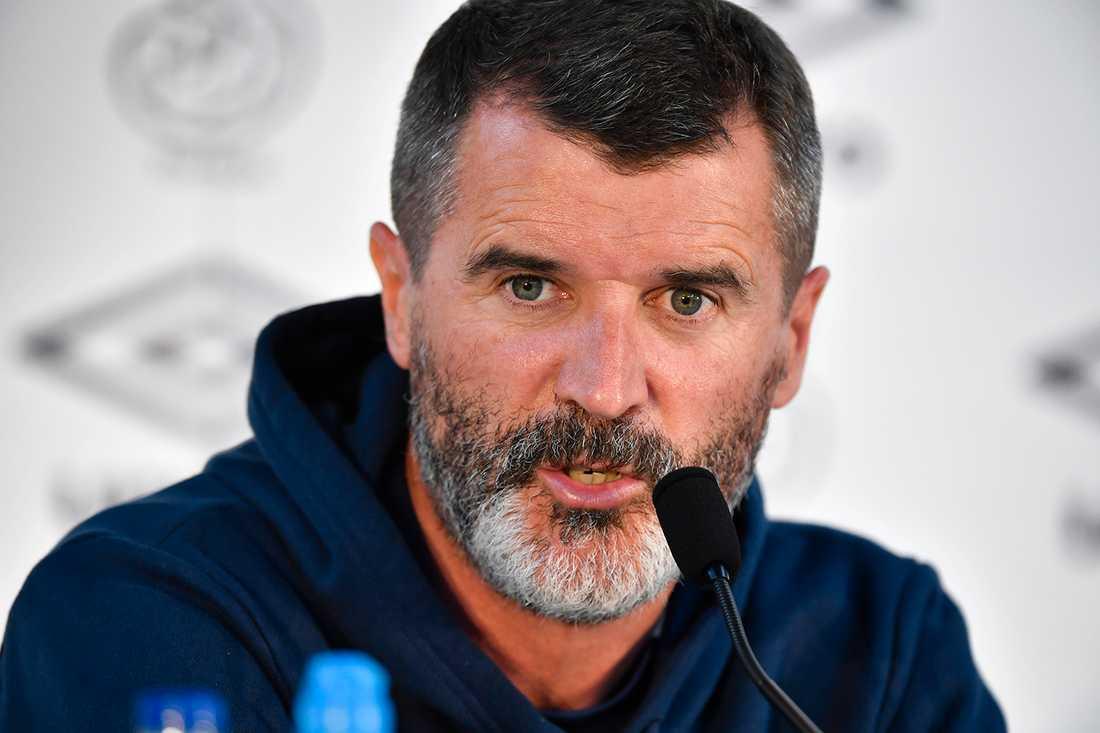 Roy Keane var stenhård i sin kritik mot Manchester United efter derbyt