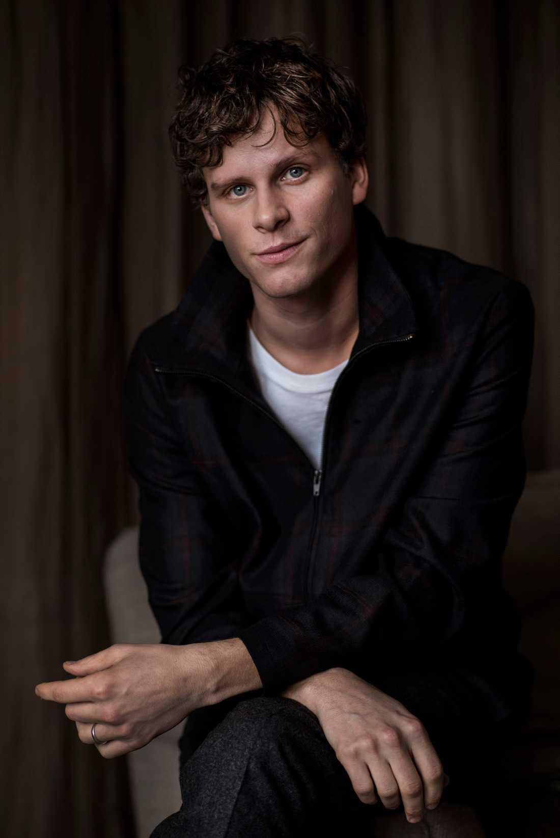 Adam Pålsson.
